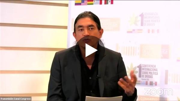 Primera conferencia Internacional sobre política de drogas - 04/12/2020