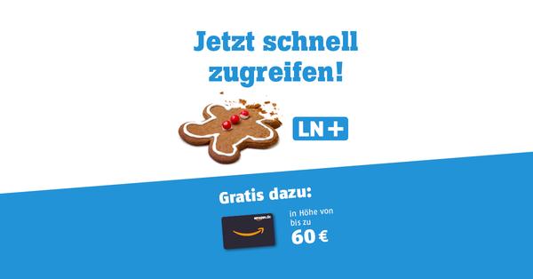 Jetzt schnell zugreifen und das LN+ Weihnachtsangebot sichern!