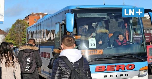 Schülerbeförderung in der Pandemie: Zusatzbusse kaum genutzt