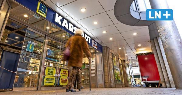 Der Tag der Karstadt-Rettung in Lübeck