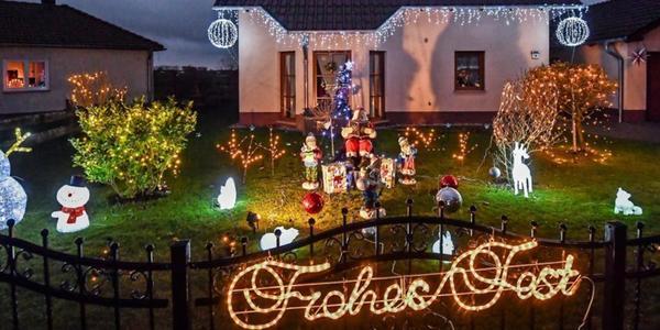 Gewinnspiel: Die MAZ sucht das schönste Weihnachtshaus in Brandenburg