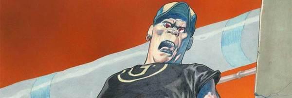 Tanino Liberatore - Ranxerox Original Cover Art