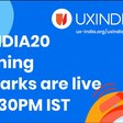 UXINDIA2020 -Opening Remarks LIVE