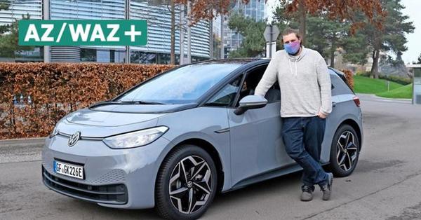 ID.3 von Volkswagen: Erfahrungsbericht von WAZ-Redakteur Steffen Schmidt