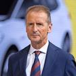 VW-Chef Diess: Will Vertrag bei Volkswagen bis 2023 erfüllen