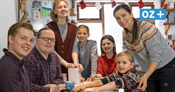Kekse backen statt Konzert: Angelo Kelly feiert Weihnachten in Warnemünde