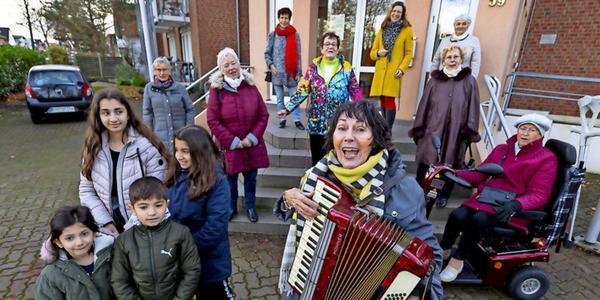 Chor aus Bad Schwartau singt für Senioren