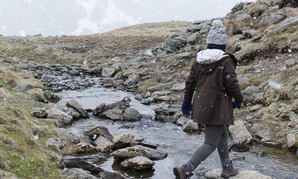 Winterwandern: Warum du gerade jetzt in Deutschland wandern solltest