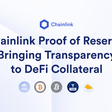 Chainlink lanza Proof of Reserve