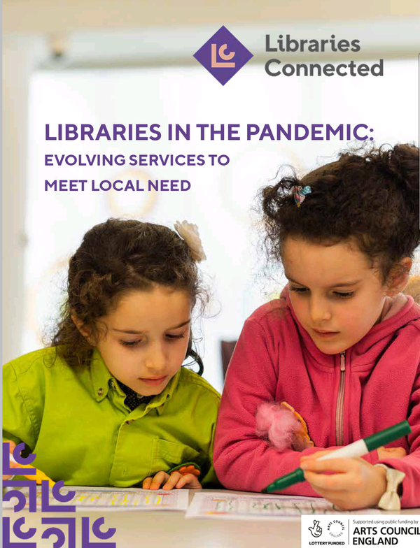Libraries in the pandemic: Evolving services to meet local need | Libraries Connected
