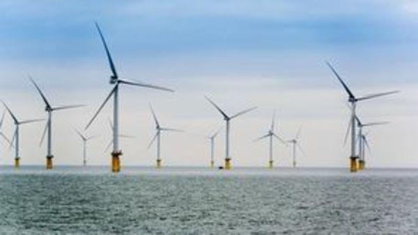 Burgemeesters Westkust verzetten zich met hand en hand tegen windmolens voor de Noord-Franse kust - Les maires belges résistent aux moulins à vent au large de Dunkerque