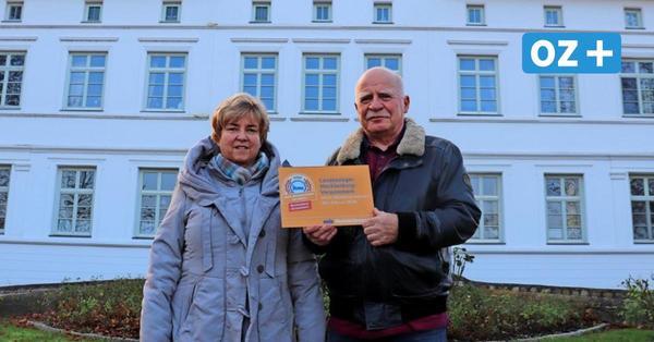 Auszeichnung für Gutshaus: In Blengow wohnen Arbeiter herrschaftlich