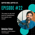 Happyer - Company Podcasts - Episode #22: Antoine Vatar- Be honest with your values!