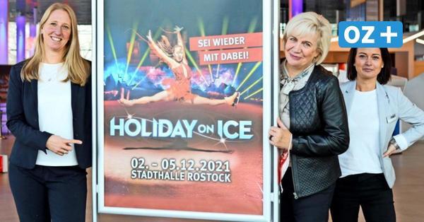 Rostock: Holiday on Ice und Konzerte – Das soll 2021 in der Stadthalle laufen