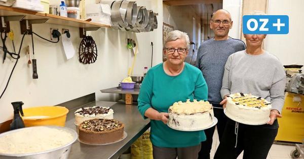 Glasin: Bäckerei wird digital und punktet mit leckeren Torten und Keksen