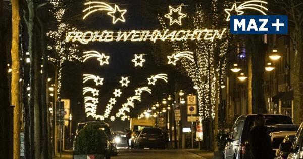 Diese virtuellen Alternativen zum Weihnachtsmarkt gibt es in Brandenburg