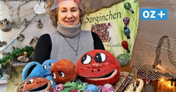"""""""Weihnachtsladen"""" in Stralsund: Hier finden Sie die Kunsthandwerker"""