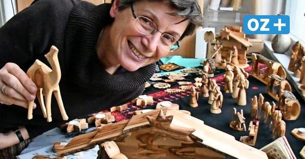 """Sassnitz: Kunsthandwerk aus Bethlehem: """"Dort, wo Weihnachten begann"""""""