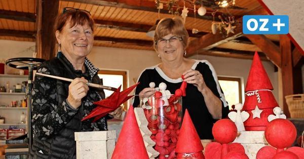 Papiermanufaktur Wrangelsburg öffnet an Adventswochenenden