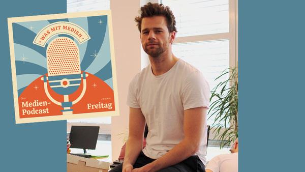 Im Podcast: Benjamin Fredrich, Chefredakteur Katapult-Magazin