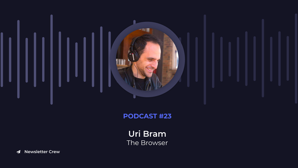 Why The Browser moved from Substack to Ghost, with Uri Bram of The Browser
