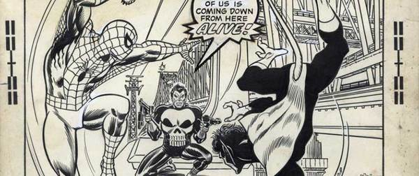 Andru/Romita - Amazing Spider-Man #162 Original Cover Art
