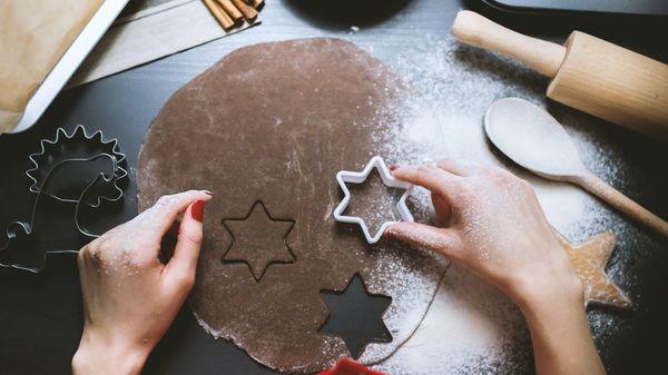 Schokoplätzchen backen: Leckere Keksrezepte mit Schokolade und Nougat zur Weihnachtszeit