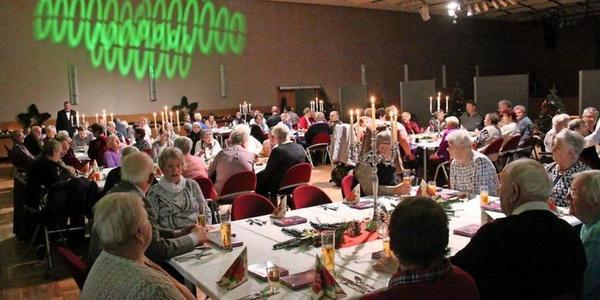 Wegen hohen Coronazahlen: Weihnachtsessen für Einsame in Grimmen abgesagt