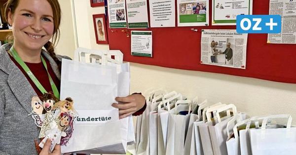 So rettet das SOS-Familienzentrum in Grimmen die Weihnachtszeit