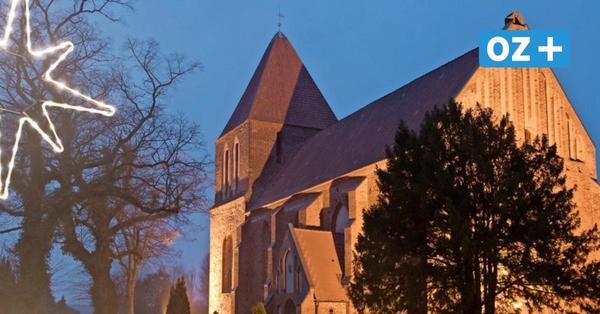 Von Prohn bis Tribsees: Kirchen feiern Heiligabend mit Park-Gottesdienst, Laternen-Meer und Christvesper im Stall