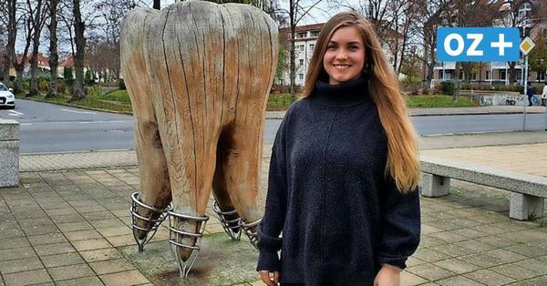Greifswalder Studentin will es Angstpatienten auf dem Zahnarztstuhl leichter machen
