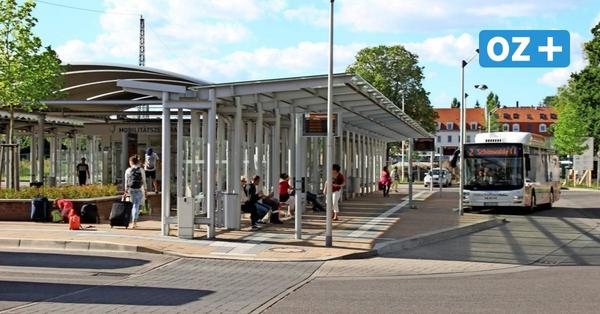 Greifswalder Nahverkehr: Neue Haltestellen auf Linie 1 und 3