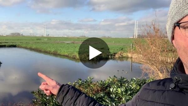 HOOGMADE - Moet de 'Weidse Wetering' niet gewoon de Kai Verbijvaart gaan heten? (video)