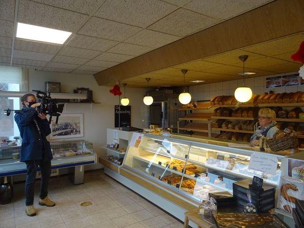 Opnames kerstfilm 'Licht in Woubrugge' verlopen voorspoedig