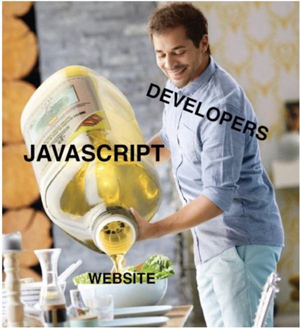 SAQUEN SU JAVASCRIPT DE NUESTROS WEBSITES