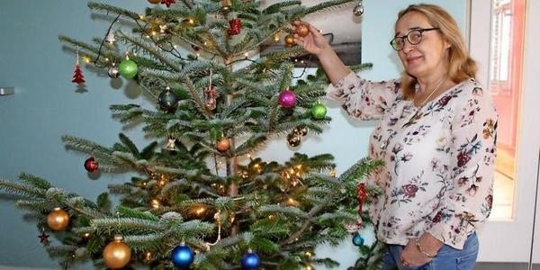 OZ-Weihnachtsaktion: So überrascht eine Zempinerin den Katzenschutzverein in Wolgast