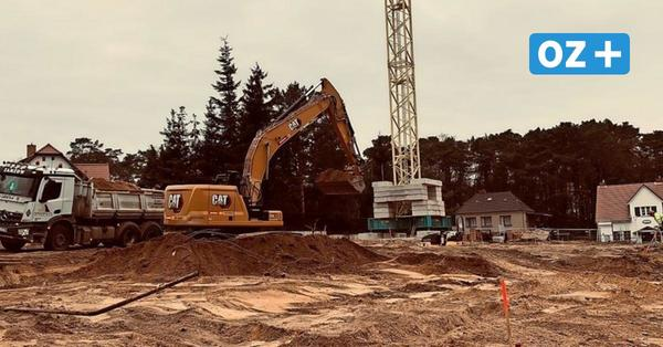 Noch ein Ferienhausgebiet auf Usedom: Großes Bauvorhaben mitten in Kölpinsee