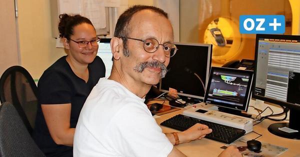 Leiter der Radiologie in Wolgast sagt Adieu: So bewegt waren seine rund drei Jahrzehnte in der Klinik