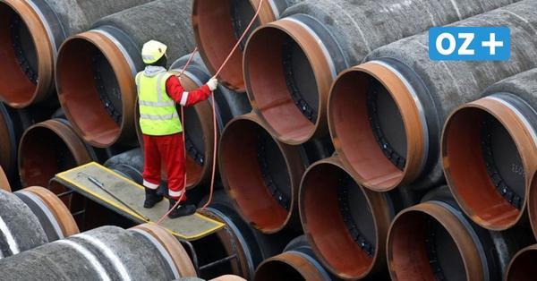 Nord Stream 2: Firmen bezweifeln angeblich Weiterbau