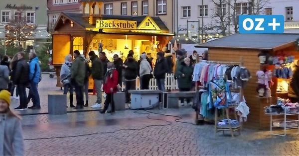 Nach Abbruch der Ribnitzer Einkaufsnacht: Das sagen Landrat und Veranstalter dazu