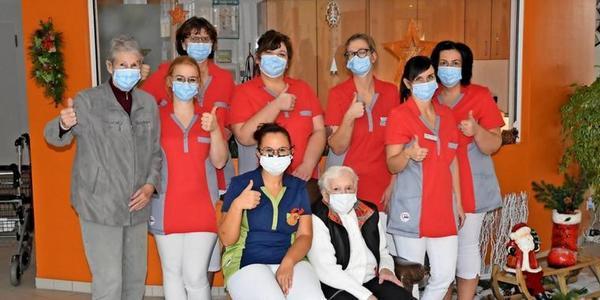 Grevesmühlen: Kampf gegen das Corona-Virus im AWO-Seniorenheim
