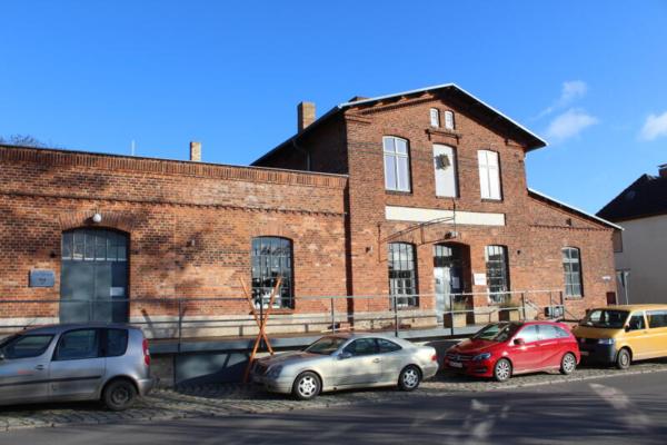 Alte Molkerei (Klütz) bietet Kunsthandwerkern Verkaufsfläche. (Foto: Malte Behnk)