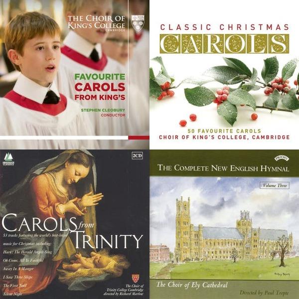 Advent 2019, a playlist by Liam Byrnes on Spotify