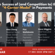 """The Success of (and Competition to) the """"4-corner-model"""" in Payments - 17th December"""
