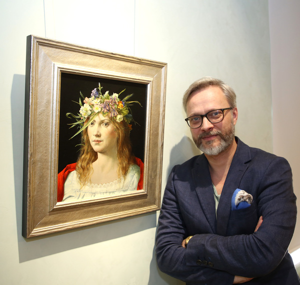 Michael Triegel. Foto: André Kempner