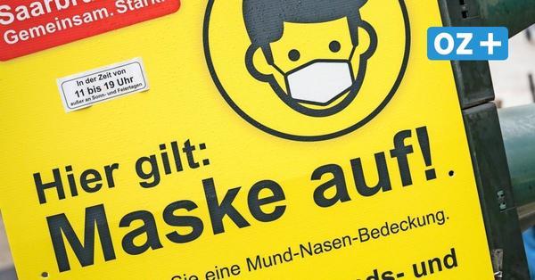 Rostock führt Maskenpflicht ein: In diesen Straßen gilt sie