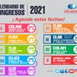 FELABAN - Calendario Congresos 2021