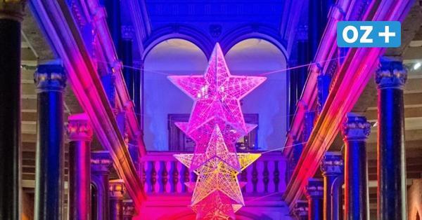 Weihnachtliche Stimmung trotz Corona: So schön leuchtet Stralsund zum 3. Advent