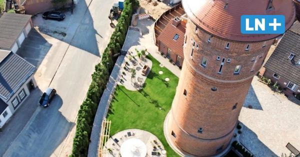 Jetzt erlaubt: Heiraten in Bad Segebergs historischem Wasserturm