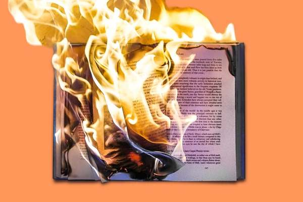 Burning the Books: A History of the Deliberate Destruction of Knowledge, reviewed.
